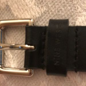 Nine West studded belt